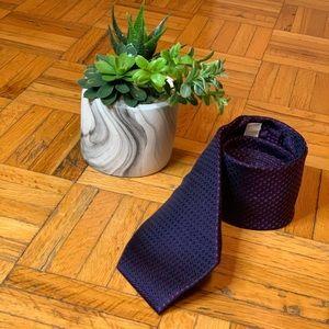 $5 ADD ON ITEM Michael Kors Purple Tie
